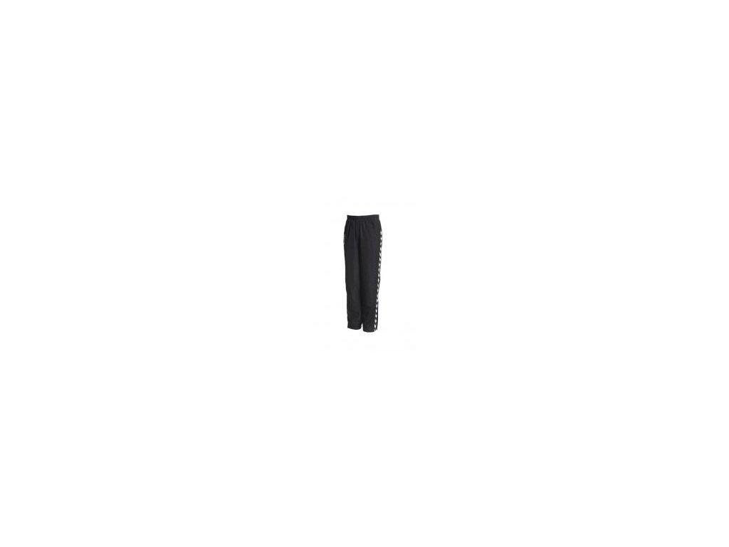 Hummel Authentic dámské kalhoty z mikrovlákna - černé