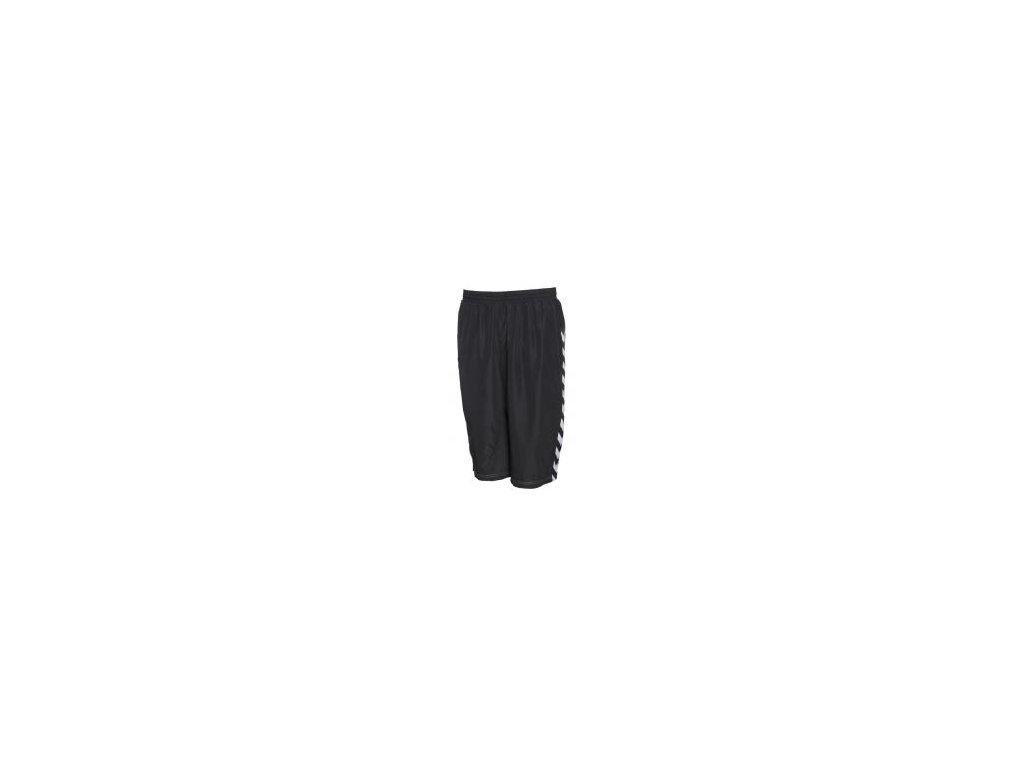 Hummel Authentic 3/4 kalhoty z mikrovlákna - černé