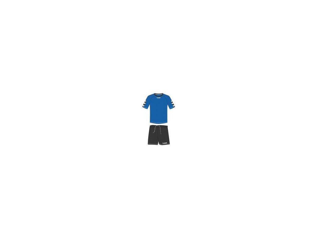 Hummel Authentic tréninková souprava - modrá/černá