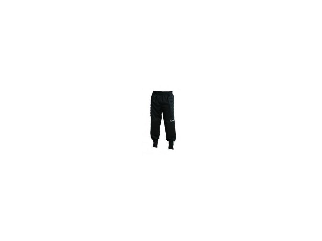 Hummel brankářské polstrované kalhoty - černé