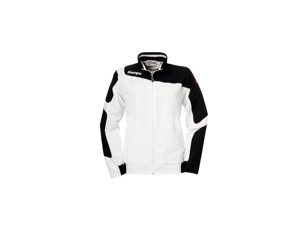 Kempa dámská bunda Tribute - bílá/černá