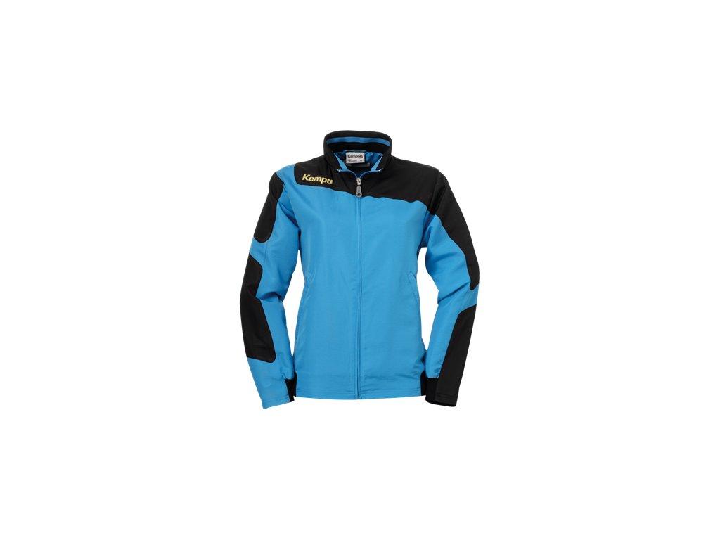 Kempa dámská bunda Tribute - modrá/černá