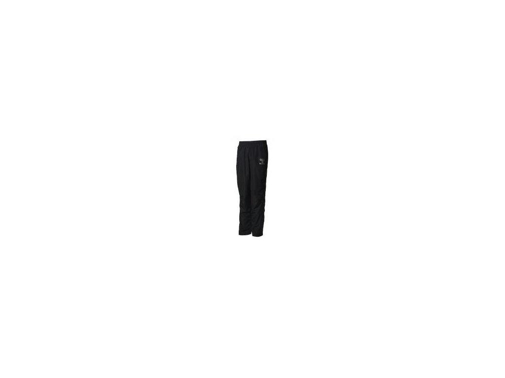 Hummel Classic Bee pánské kalhoty z mikrovlákna - černá/stříbrná