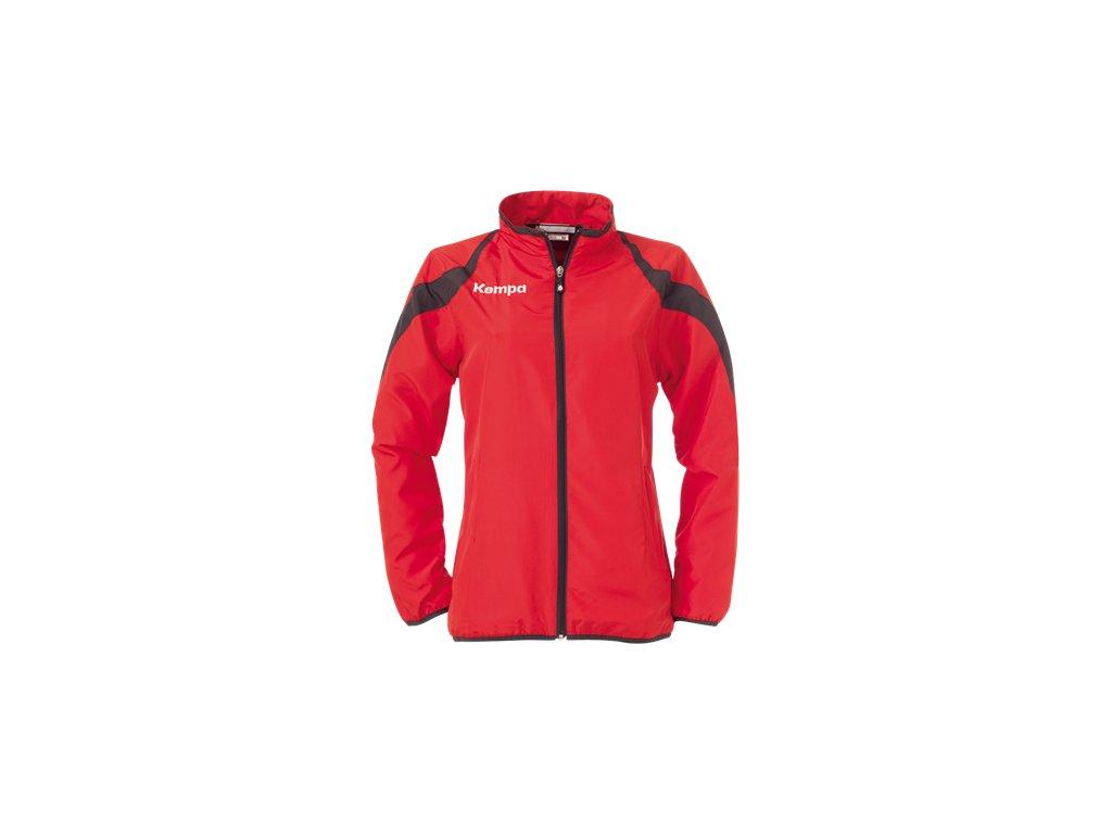 Kempa dámská bunda Motion - červená/černá