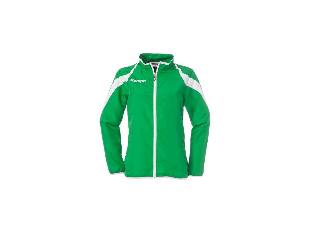 Kempa dámská bunda Motion - zelená/bílá