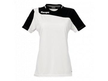 Kempa dámský dres Tribute - bílá/černá