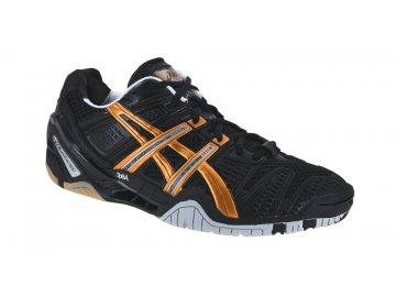 Asics obuv Gel Blast 4 - černá- zlatá