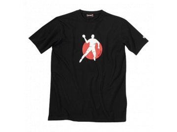 Kempa tričko Tee Promo - černé