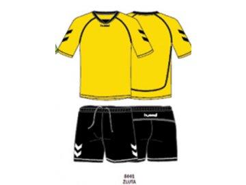 Hummel tréninkový set TEAM - žlutá/černá