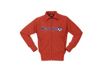Kempa mikina červená