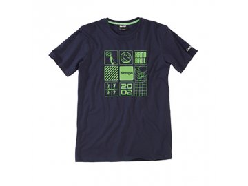 Kempa tričko ICONS - tmavě modré