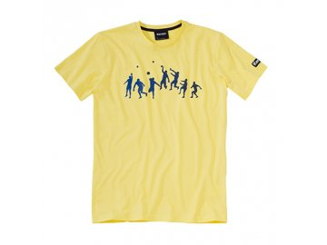 Kempa tričko TRICK - žluté