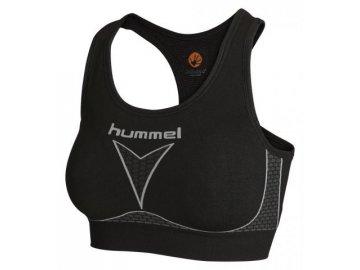 Hummel HERO Baselayer dámská sportovní podprsenka - černá