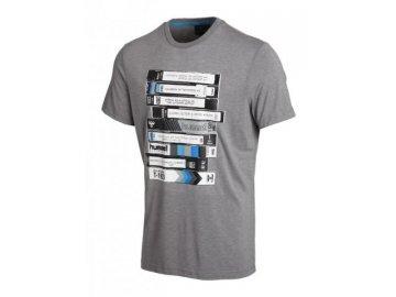 Hummel tričko CESC - šedé