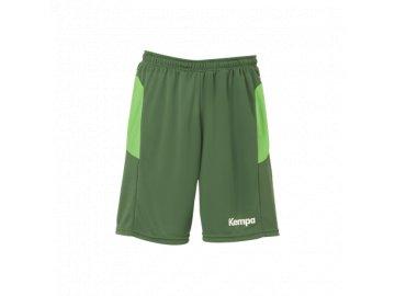 Kempa trenýrky Tribute - zelená