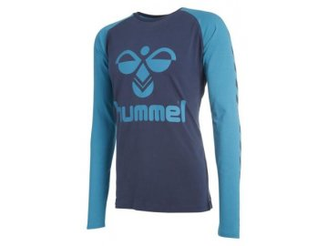 Hummel tričko COURT - modré