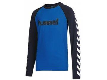 Hummel dětské tričko BOYS - modré