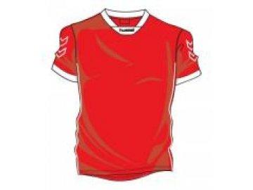 Hummel dres - červený