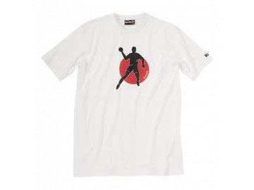 Kempa tričko Tee Promo - bílé - XXXXL