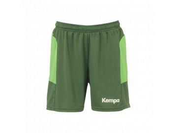 Kempa dámské trenýrky Tribute - zelená