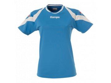 Kempa dámský dres Motion - modrá kempa/bílá