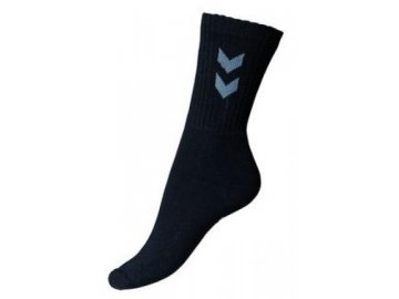 basic sock black