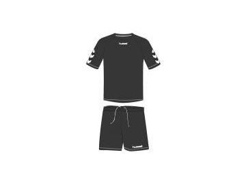 Hummel Authentic tréninková souprava - černá/černá
