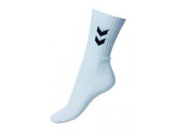 Hummel ponožky Basic - bílé