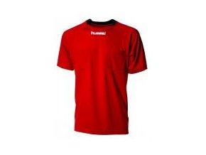 Hummel klasický dres pro rozhodčí - červená/černá