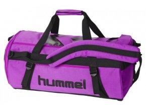 Hummel sportovní taška TECHNICAL - L, fialová