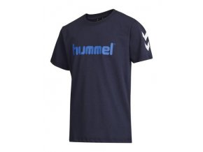 Hummel dětské tričko JAKI - modré