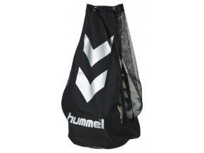 Hummel Authentic vak na míče - černá/stříbrná