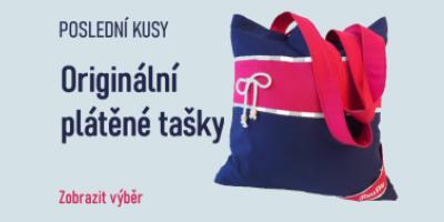 Poslední kusy - originální tašky