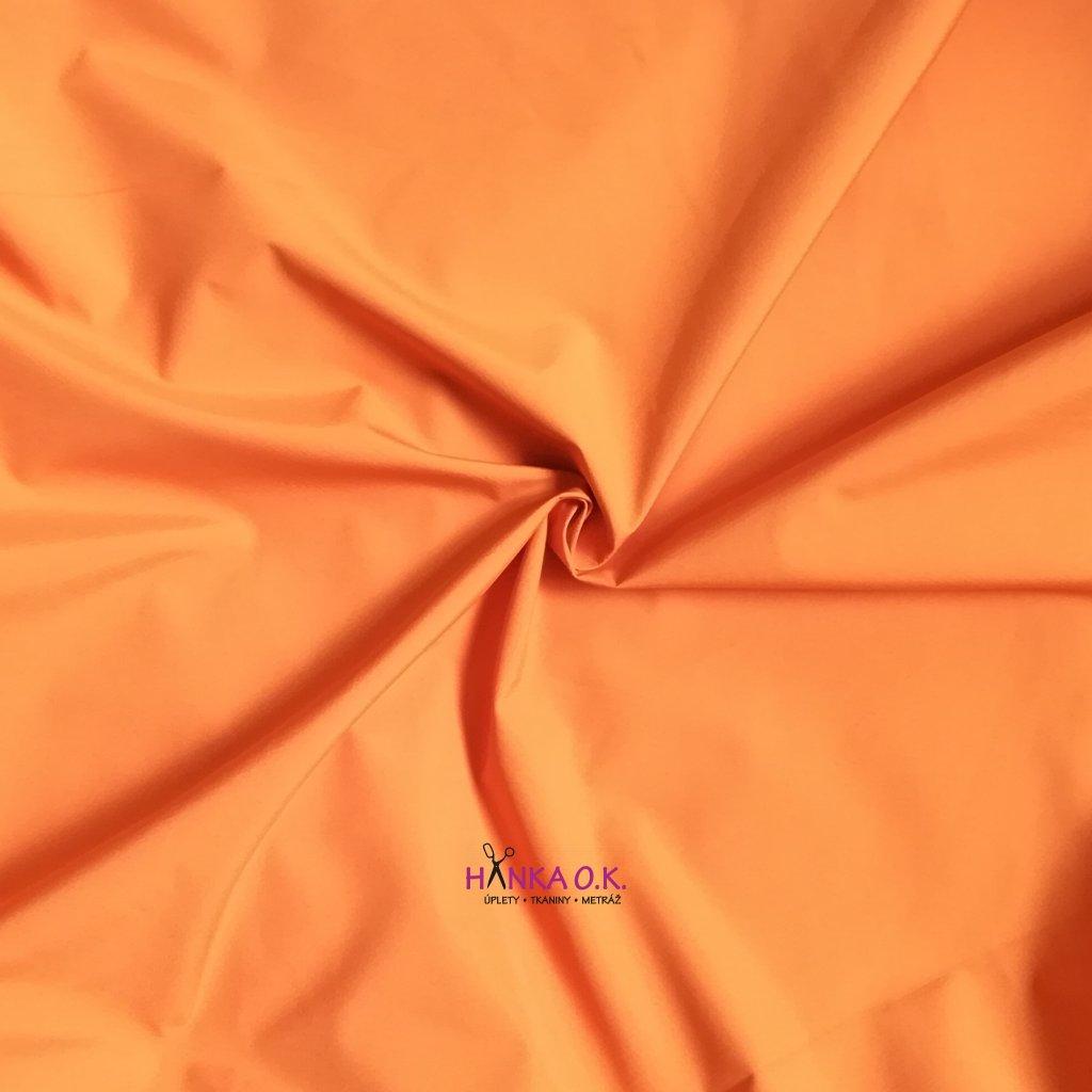 Softshell letní oranžovy s membránou