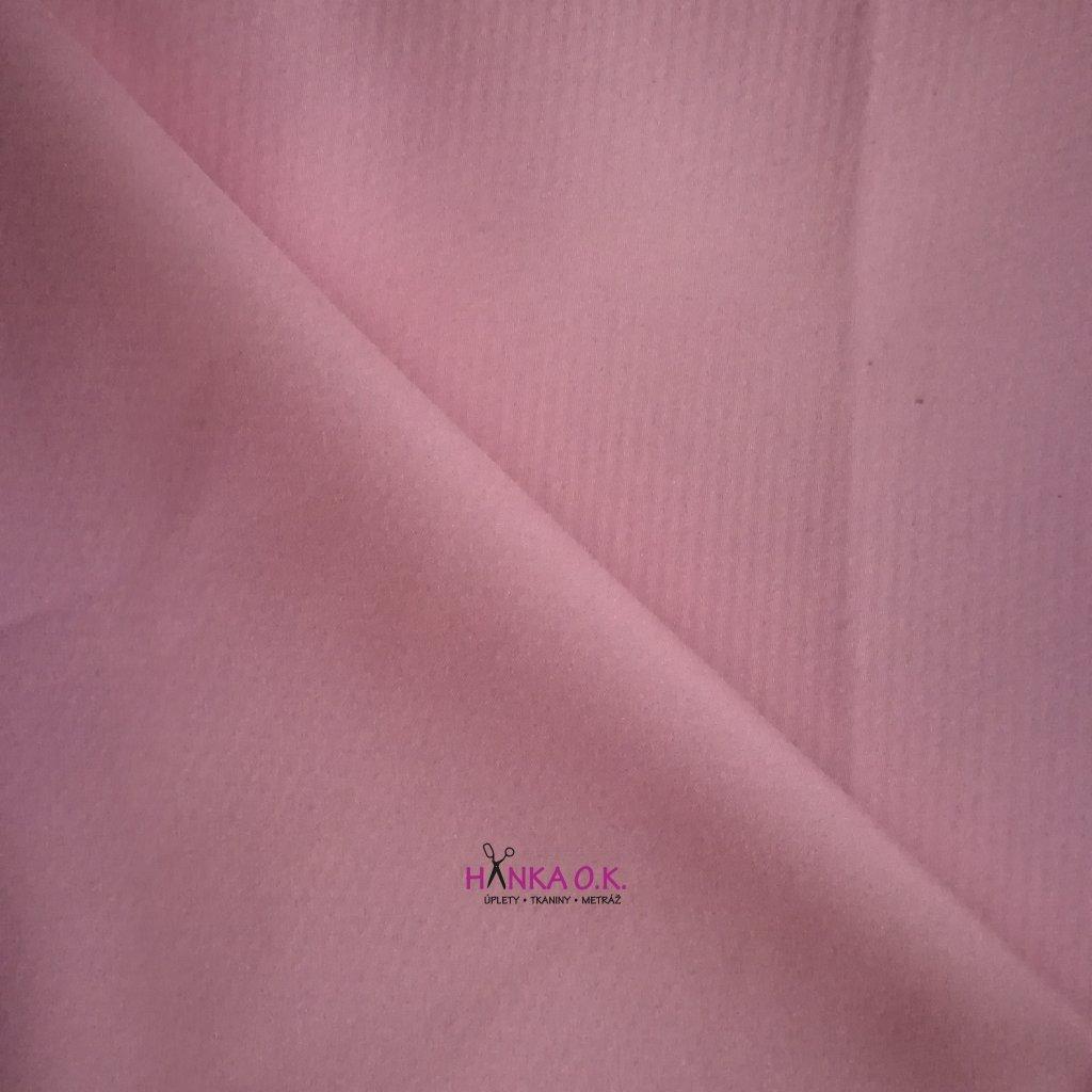 Softshell letní růžová světlá