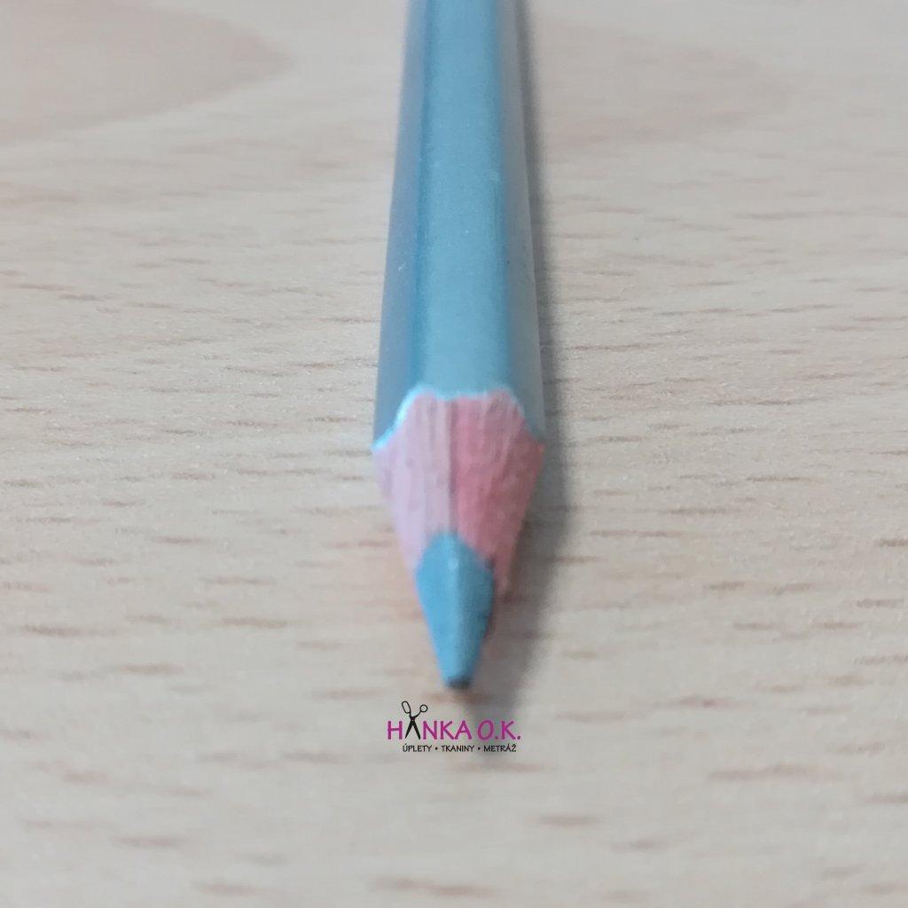 Značkovací tužka - stříbrná Prym