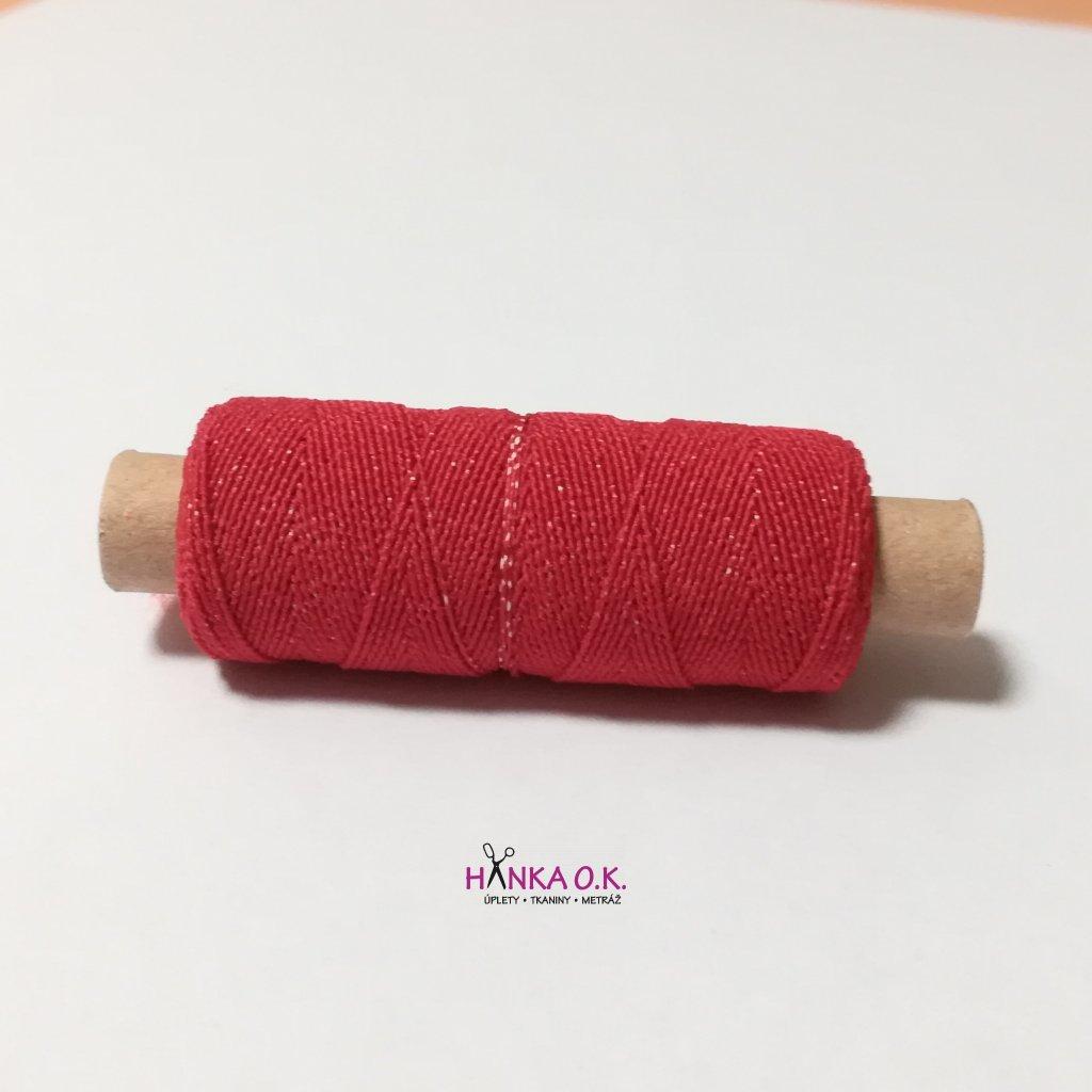 Pružná nit Optex 0,5 mm - cívka 30m (ponožková guma)