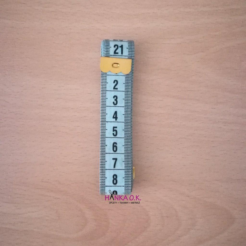 Metr krejčovský 150 cm