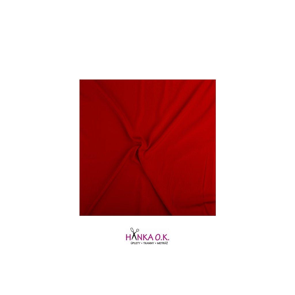 Softshell zimní 3 vrstvý červený 310g
