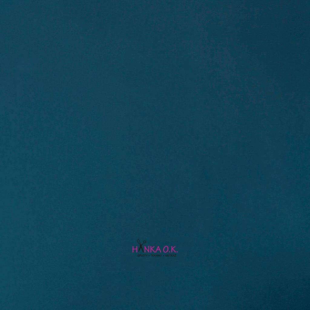 Softshell zimní 3 vrstvý petrolejová (modrá) 300g