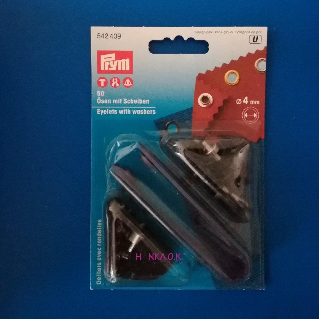 průchodka PRYM 4mm