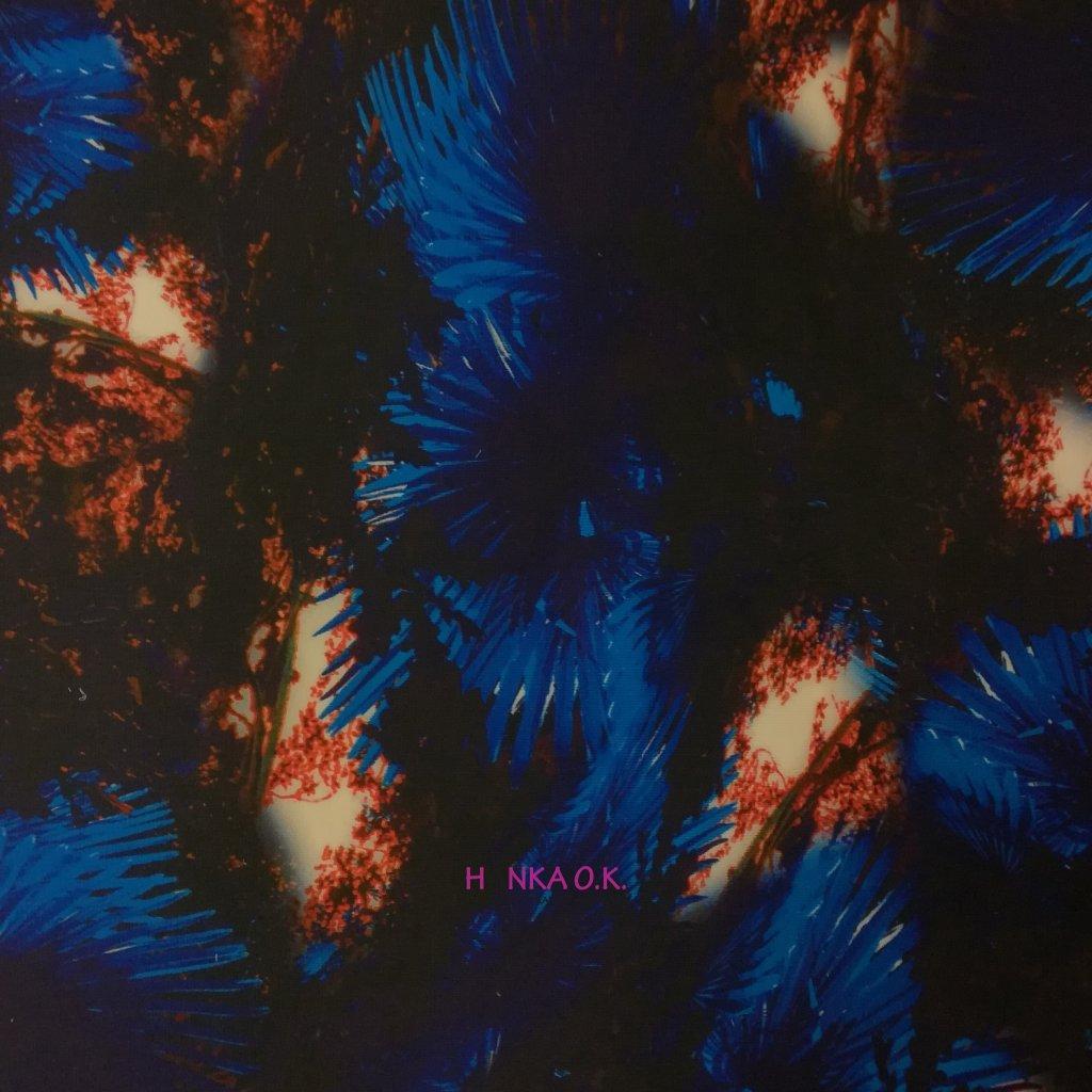 Plavkovina - sportovní úplet modrý tropic 220g