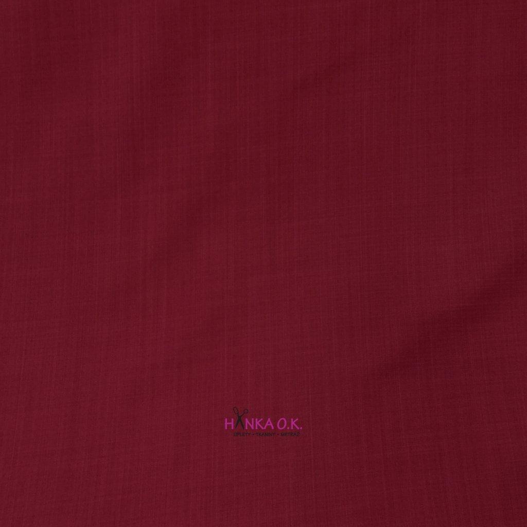 Softshell jarní červený vínový žíhaný s membránou