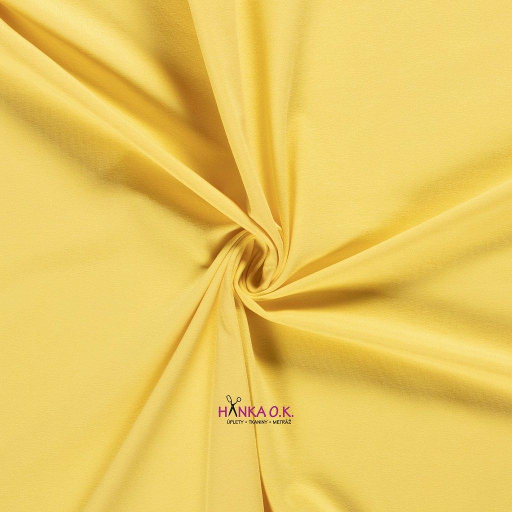 Úplet jednolícní žlutá žloutková 235g