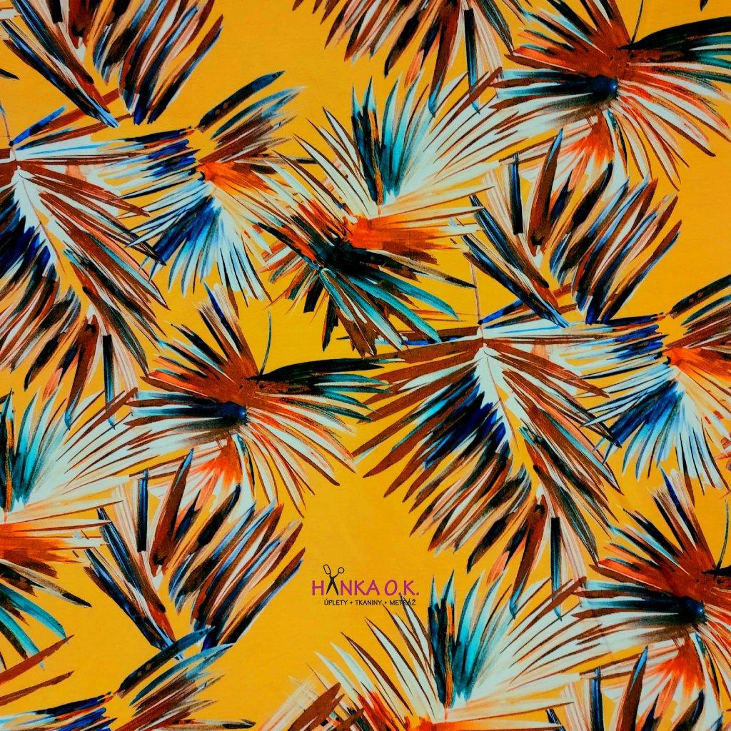 Úplet palmové listy na mandarinkové 200g