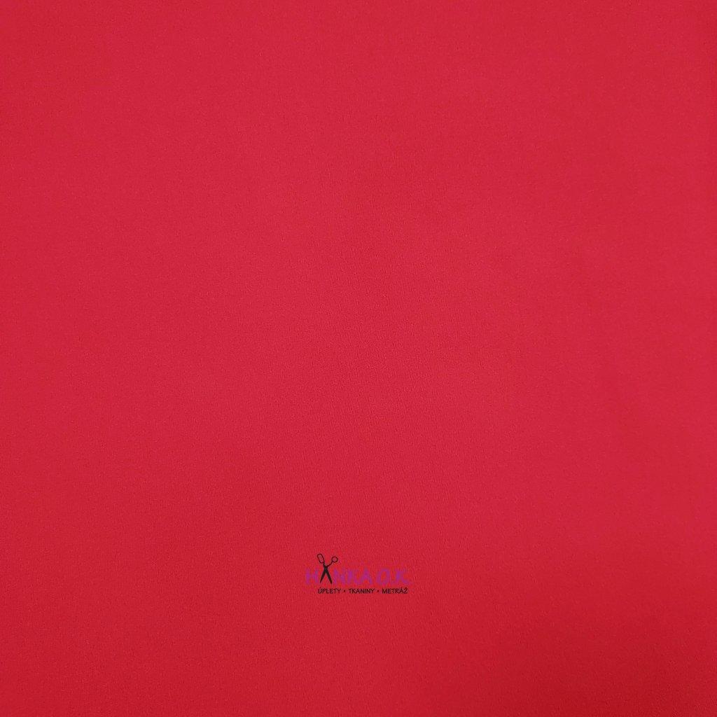 Softshell letní červený pružný s membránou