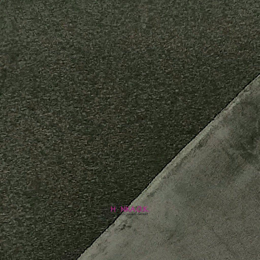 Warmkeeper šedé melé antracit 310g