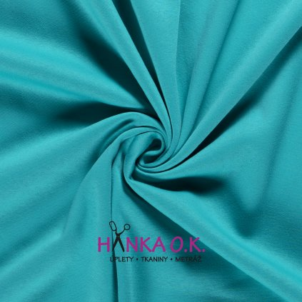 modrá aqua