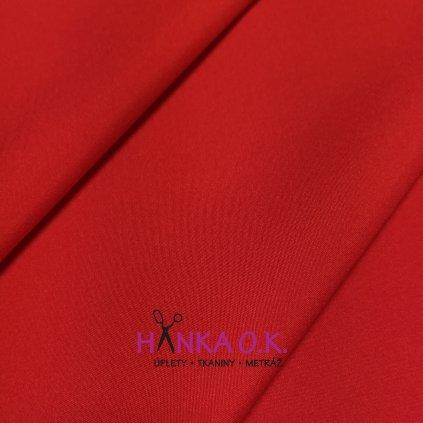 Softshell letní červená jasná s membránou