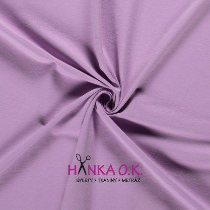 Úplet jednolícní fialová lila 235g